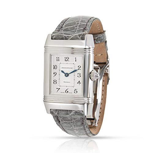 Jaeger LeCoultre Reverso Mechanical-Hand-Wind Female Watch 266.8.44 (Certified ()