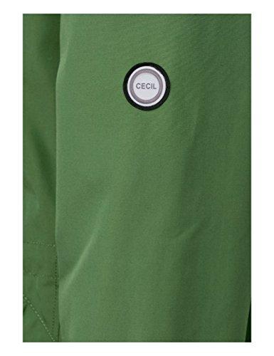11093 Cecil lightning Mujer Green Verde Para Parka Bug 7aZx7v
