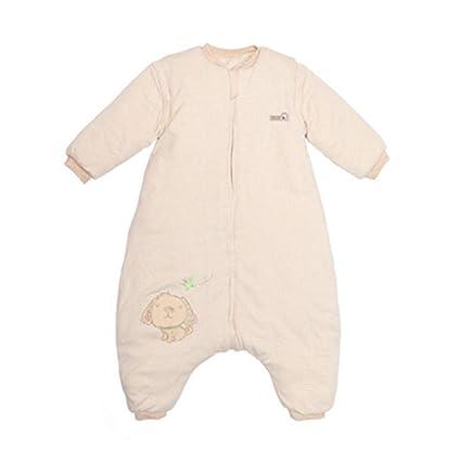 ERHANG Saco De Dormir para Bebés Algodón Orgánico Anti-Kick Saco De Sueño Cálido Disponible