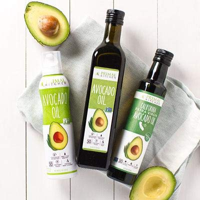 Avocado Oil, Whole 30 Approved, Paleo Friendly and Cold Pressed (16.9 oz) - Two Pack