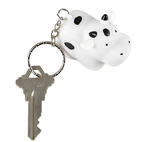 2'' NAUGHTY COW KEYCHAIN, Case of 288