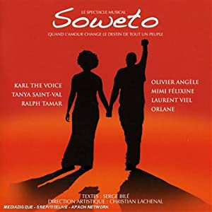 Soweto -Spectacle Musical