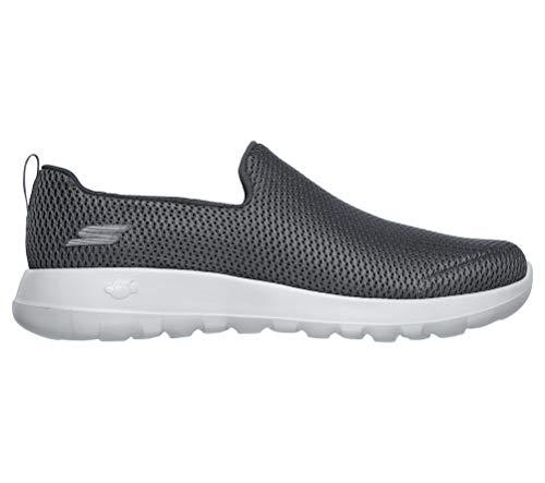 Skechers mens Go Walk Max-Athletic Air Mesh Slip on Walking Shoe,charcoal,7 EEE US