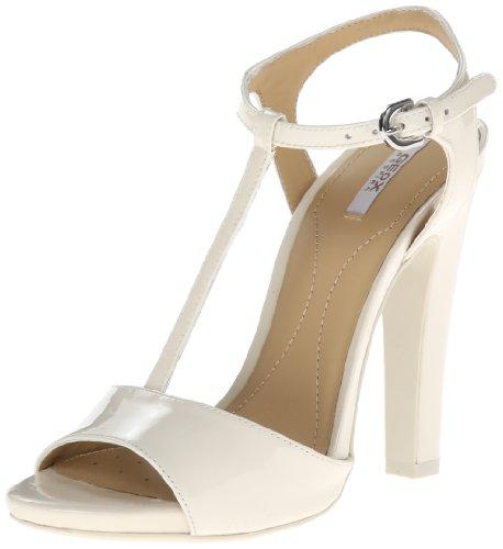 Valkoinen Sandaali Pukeutuminen Geox Naisten Liz a1HWIp