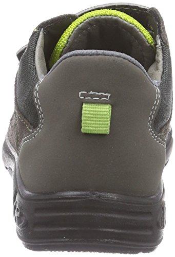 Ricosta Nick - zapatilla deportiva de material sintético niños gris - Grau (meteor/antra 468)