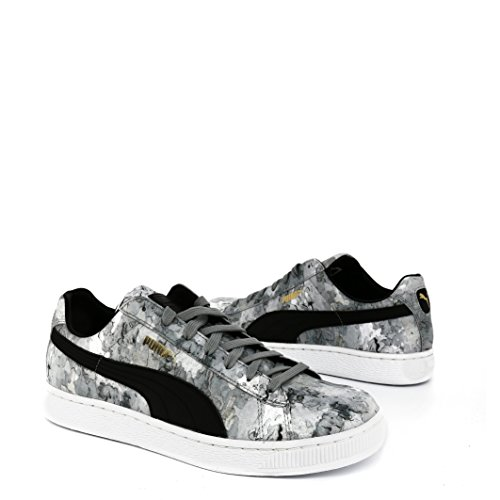 Multicolor 6118340 Stampata Pelle male sneaker In Puma UqZvPw