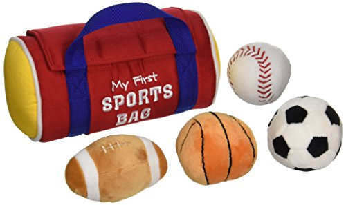 Price comparison product image Gund My First Sports Bag Playset