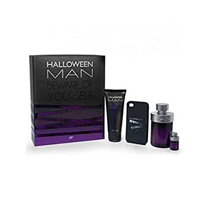 Halloween Halloween Man Set de Agua de Colonia + After Shave - 175 ml