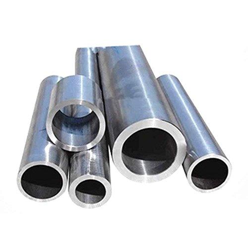 (24mm OD 18mm ID 24x3x500mm GR2 titanium tube TA2 titanium alloy pipe anti-corrosion high temperature)