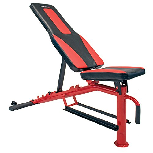 Health Gear CFB500 Deluxe Utility Bench by Health Gear