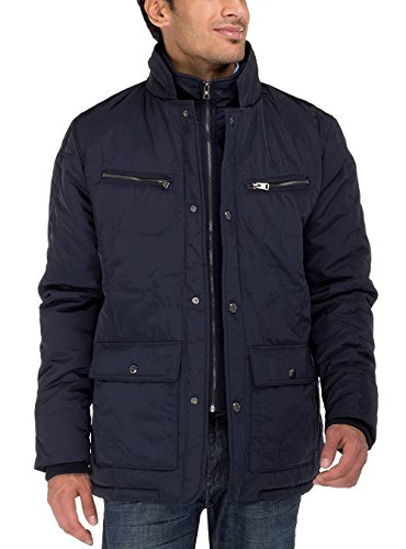 Quilted Microfiber Jacket - 4
