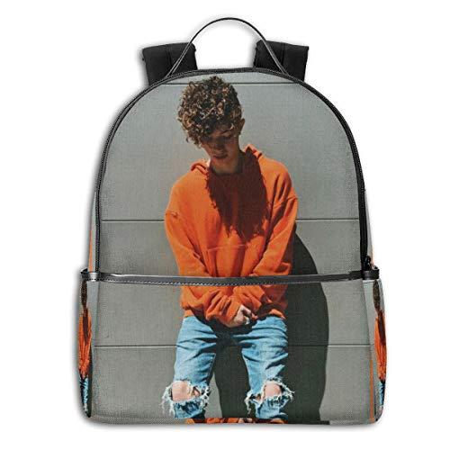 FwadGacx Jack Avery Unisex Backpack Traveling Backpack School Backpack Laptop Backpack Perfect Backpack