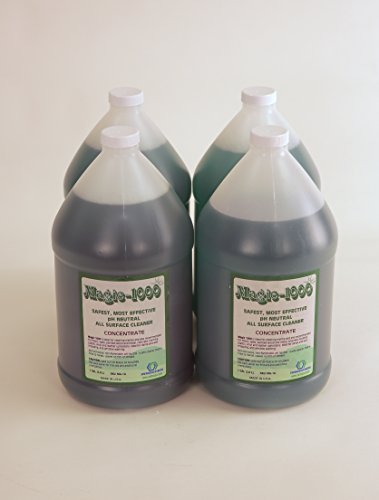 """InnoChem MG-4X1""""Magic-1000"""" GALLONS Super Concentrate (Pack of 4)"""
