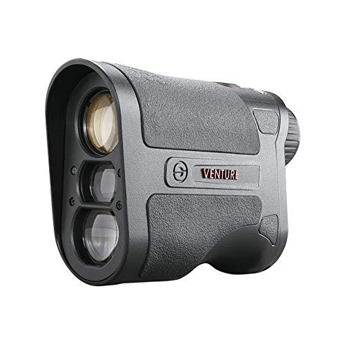 Simmons Venture Hunting Laser Rangefinder w/Tilt 6x20, 600yd_SVL620BT, Black