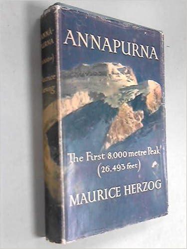 Téléchargement gratuit d'ebooks de google Annapurna in French PDF FB2 iBook B002CC7HY6