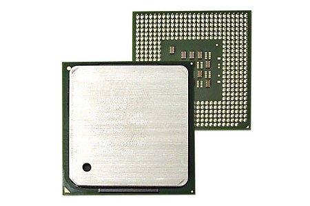 Intel SL6RZ Pentium 4 CPU 478Pin 2.4GHz 533FSB 512KB, P/N: SL6RZ (Pentium Ghz 2.4)