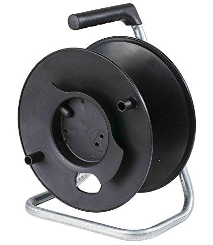 as – Schwabe 12110 230 mm Diameter Empty Storage Reel - Black by as - Schwabe