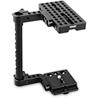SmallRig Camera Cage for Small-sized Mirrorless Cameras Panasonic GH5, GH4, GH3, Sony A7II, A7SII, Fujifilm X-T2, Small-sized DSLRs Canon EOS 650D, 550D, NIKON D3300, D5500