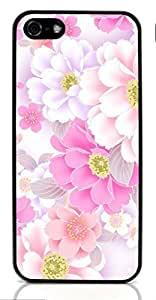 Wisedeal Retro Stripe Flower Hard Case for For iphone 6 plus 5.5 Special Design