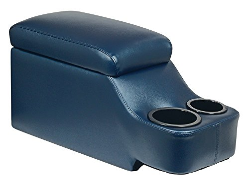 (New Medium Blue Removable Console For Fairlane Galaxie Maverick Mustang Coupe (HH6473CP-02))