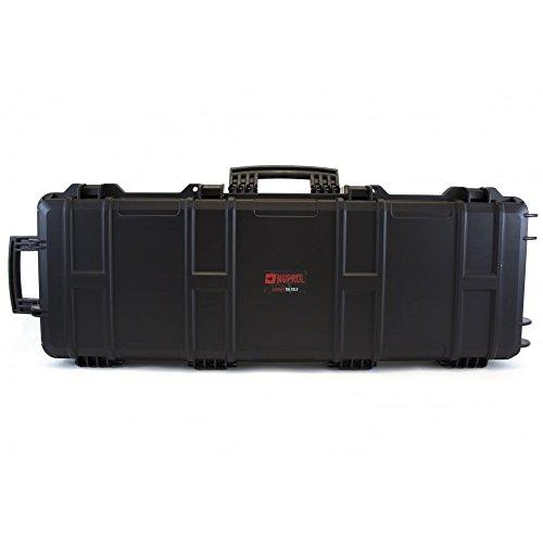 Nuprol Large Rifle Hard Case - Black