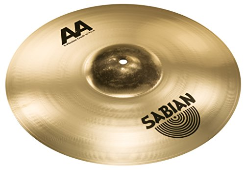 Sabian AA X-plosion crash 16