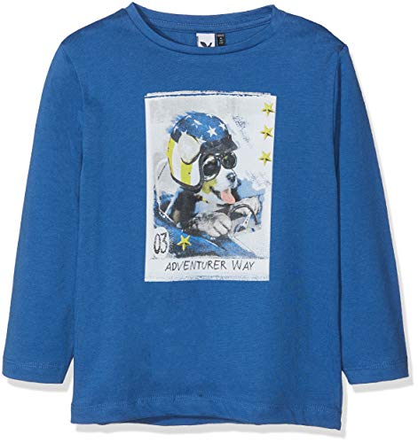 Bébé 44 3 Garçon Bleu T Pommes blue Shirt Rv1wzaq