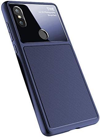 TANYO Funda Xiaomi Mi Mix 2S TPU Silicona Suave,Serie Negocios ...