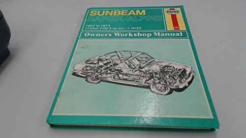 (Sunbeam Alpine, Rapier & H120 (1967-1976) (Classic Reprint Series: Owner's Workshop Series))