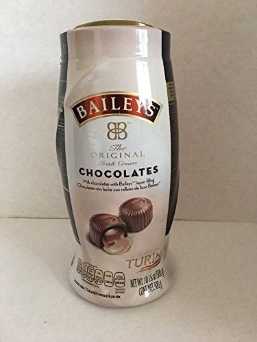 Baileys Irish Cream Liquor Filled Chocolates Turin, 1 Pound 1.6 Ounces (2)