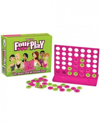 Bride to Be Fourplay Game Bride to Be Fourplay Game