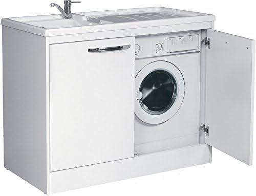 Fregadero cubre lavadora, reversible, de la serie Combi, con 2 ...