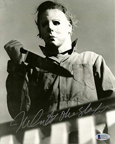 Nick Castle signed 8x10 Photo Halloween 1978 Michael Myers The Shape -