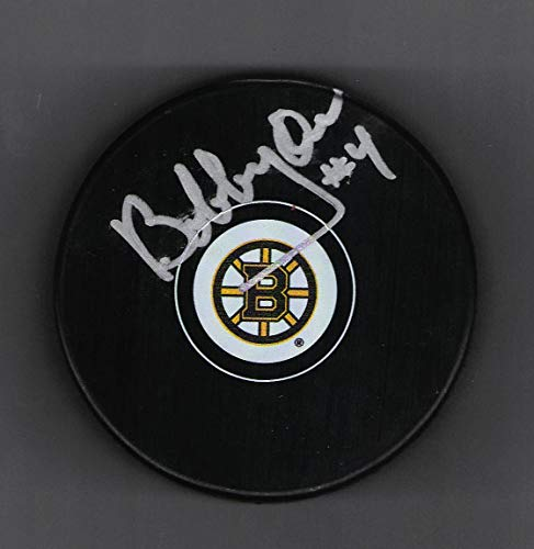 Bobby Orr Autographed Puck - Bobby Orr Boston Bruins autographed hockey puck