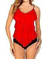 Magicsuit Women's Magic Solids Classic Bra Tankini Top