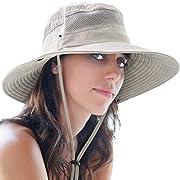 #LightningDeal GearTOP Fishing Hat and Safari Cap with Sun Protection | Premium UPF 50+ Hats for Men and Women - Navigator Series