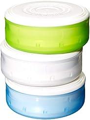 Humangear, Tube Travel Gotoob Clear Green Pack