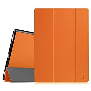 Fintie iPad Pro 12.9 (1st Gen 2015) Case - [SlimShell] Ultra Lightweight Standing Protective Cover with Auto Sleep / Wake Feature for Apple 12.9-inch iPad Pro (2015 Version), Orange