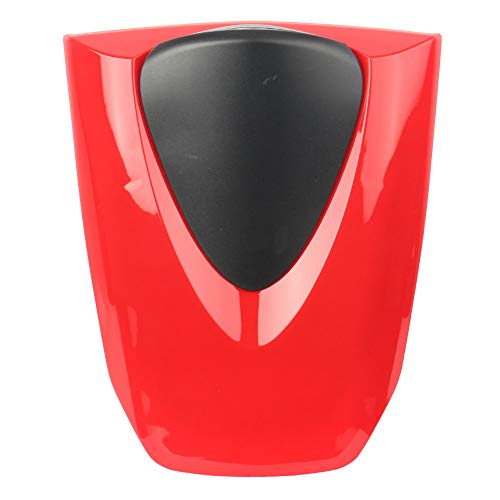 GZYF Motorcycle Rear Passenger Pillion Seat Cowl Fairing Cover For Honda CBR 600RR F5 2007-2012, Red