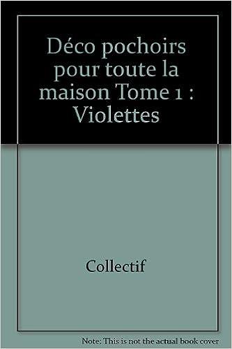 En ligne téléchargement Violettes. Déco pochoirs pdf