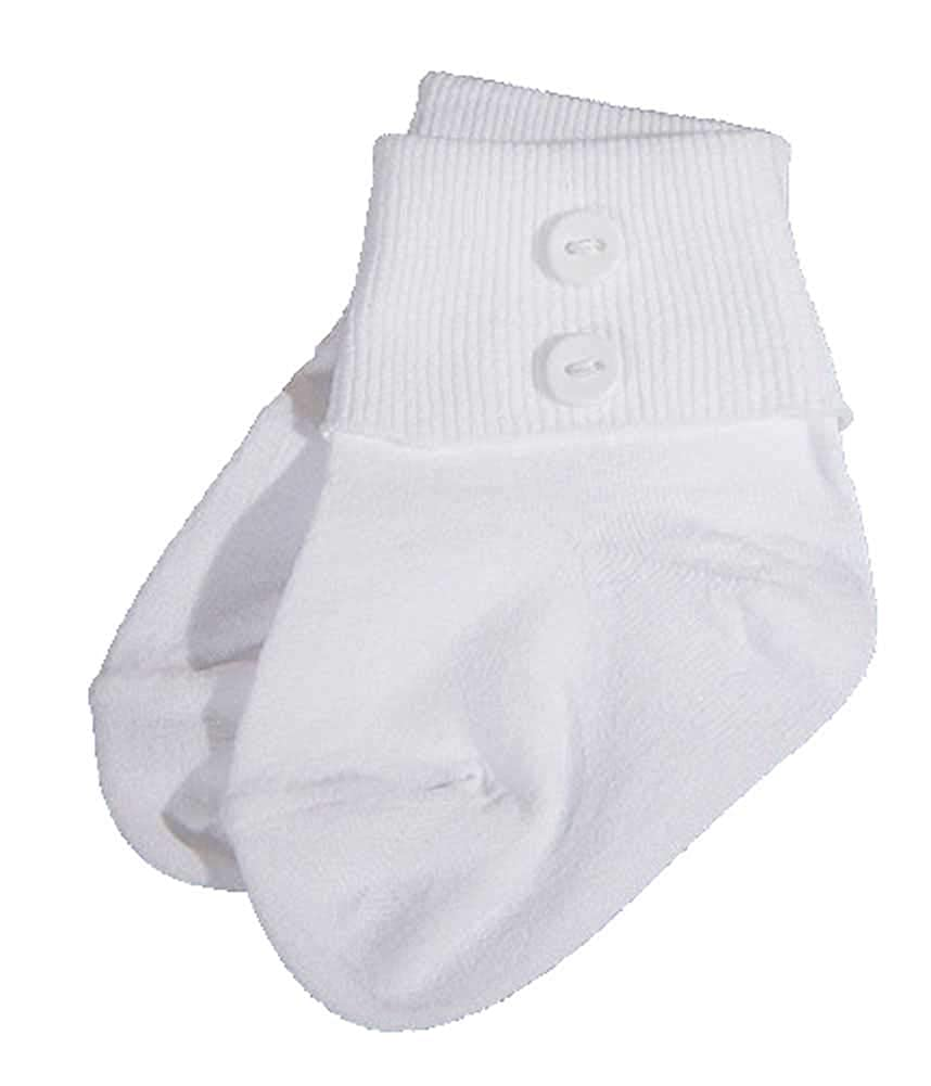 Little Things Mean a Lot Cotton or Nylon Boys Special Occasion Socks