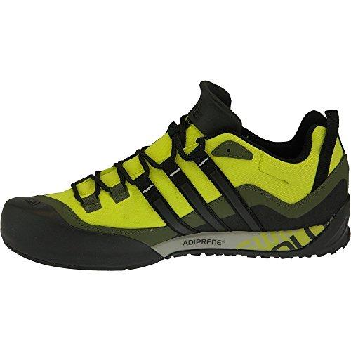 adidas Performance Terrex Swift Solo Unisex Chaussures Jaune B34357