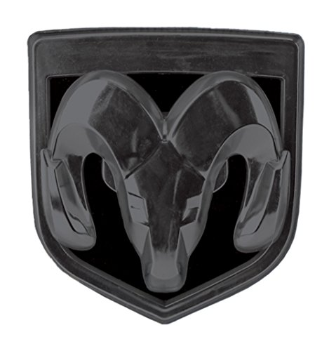 (Reese Towpower 86619 Emblem (Ram Lighted Logo Black Finish))