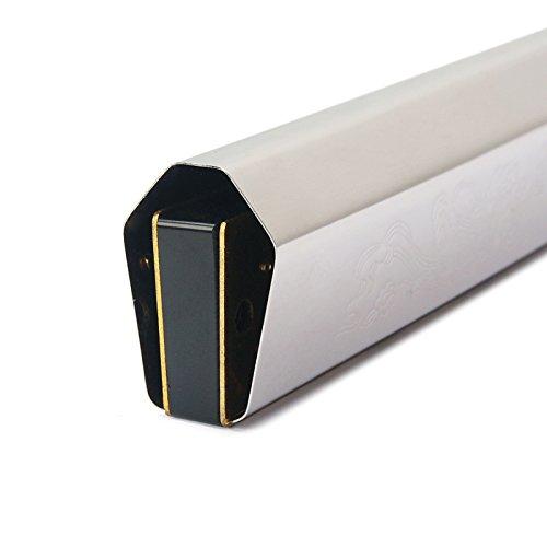 ROSENICE Stainless Steel Key of C Harmonica Mouth Organ Music Instruments for Beginner