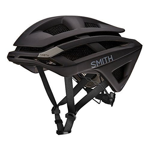 Smith Overtake Helmet Matte Black, L by Smith Optics