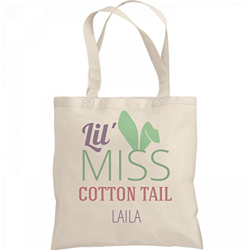 Lil Miss Cotton Tail Laila: Liberty Bargain Tote (Laila Tote)