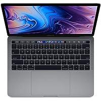 """Apple MacBook Pro Gris Portátil 33.8 cm (13.3"""") 2560 x 1600 Pixeles 2.3 GHz 8ª generación de procesadores Intel® Core™ i5 - Ordenador portátil (8ª generación de procesadores Intel® Core™ i5, 2.3 GHz, 33.8 cm (13.3""""), 2560 x 1600 Pixeles, 8 GB, 512 GB)"""