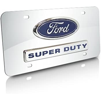 Amazon Com Ford Super Duty Logo And Nameplate Chrome