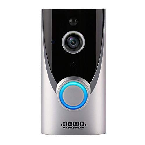 Lanbter Home WiFi Smart Wireless Security Doorbell Visual Intercom Recording Video Kits