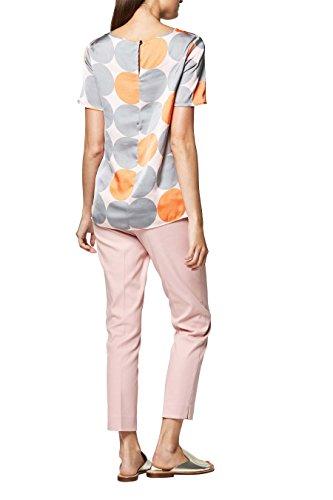next Mujer Pantalones Capri Petite Rosa